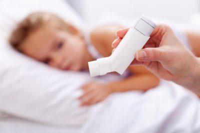 Бронхиальная астма у малыша