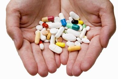 Ассортимент таблеток