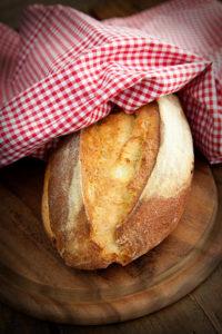 Свежий хлеб,