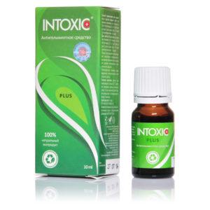 Растительный препарат Intoxic Plus