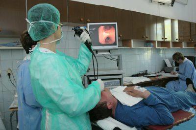 введение химиопрепаратов с помощью бронхоскопа