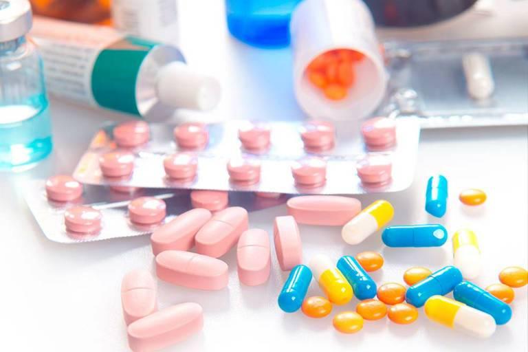 лекарственные препараты при цистите
