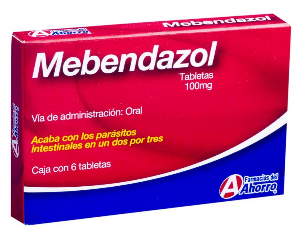 Упаковка Мебендазол