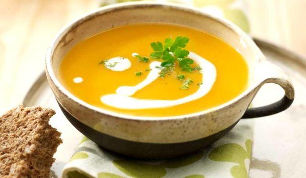 Суп-пюре из кабачков: рецепт диетический и легкий