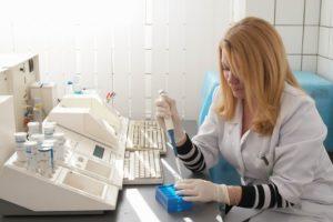 Лабораторное исследование биоматериала