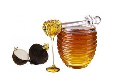 Черная редька с медом