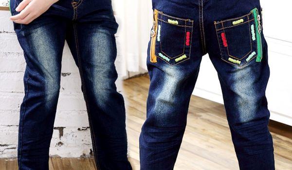 Как выбрать узкие джинсы для мальчиков 12 лет