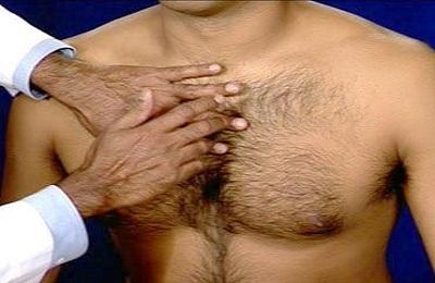 Простукивание грудины