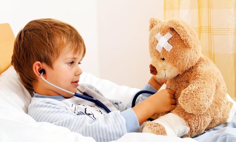 Как распознать менингит у детей