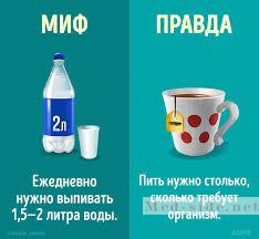 Актуальные рекомендации врачей: сколько нужно пить воды в день