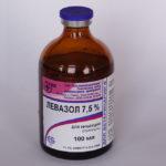Противопаразитный препарат Левамизол