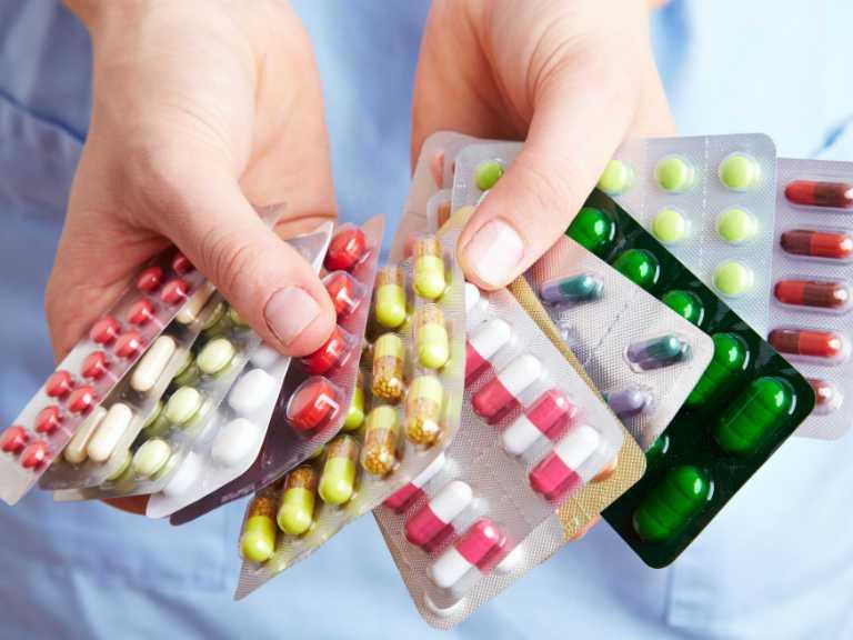 таблетки при цистите у женщин список