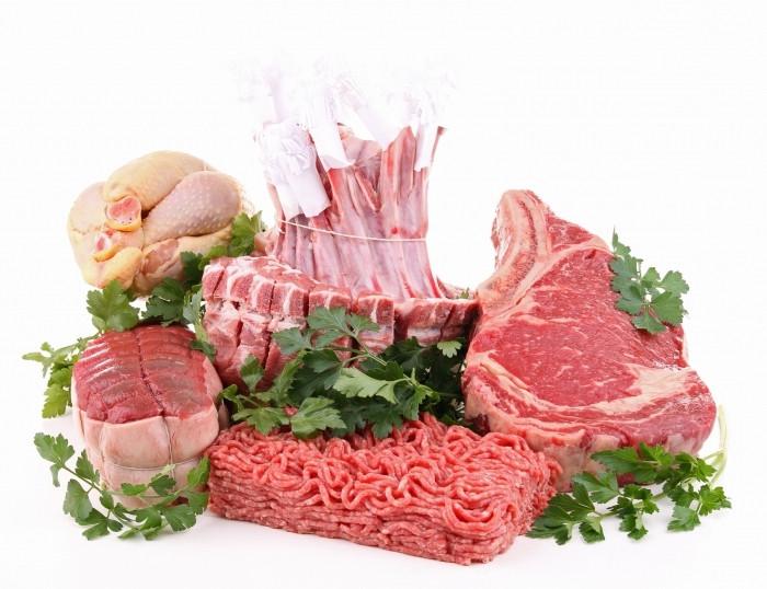 Мясо и рыба, не получившие необходимой термической обработки
