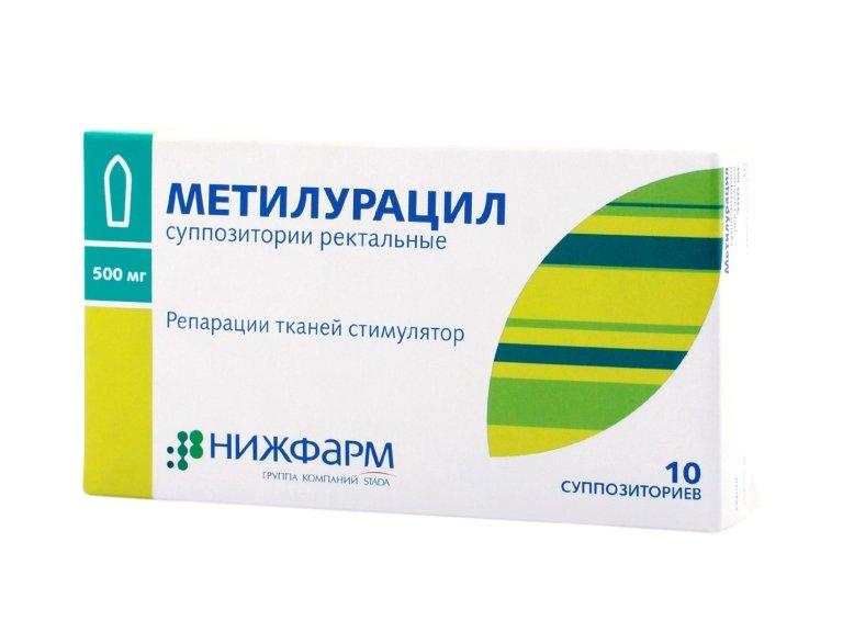 Метилурацил при цистите