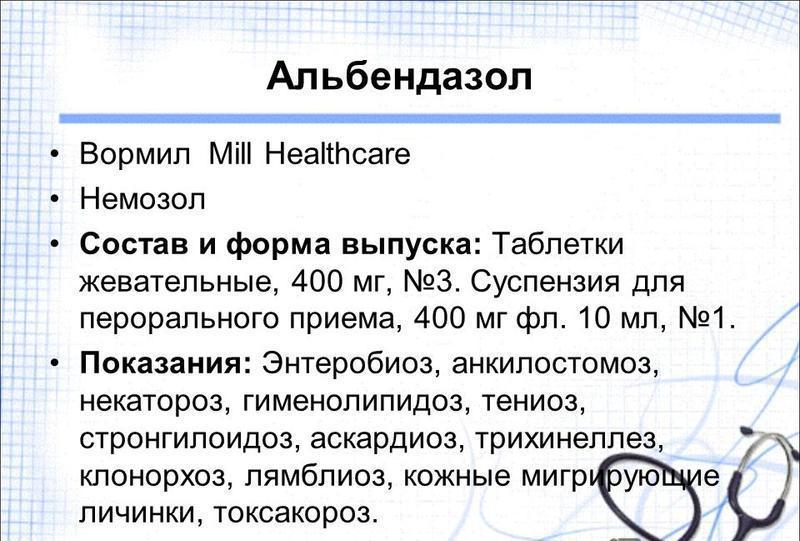 Аннотация к препарату